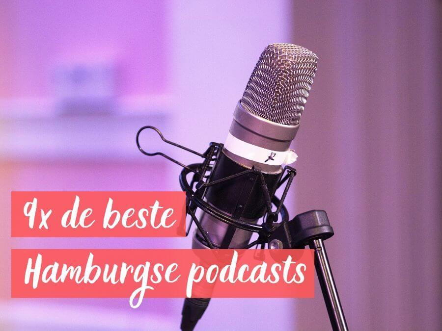 Deze Hamburgse podcast moet je geluisterd hebben