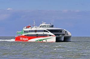 Met de veerboot naar Schleswig-Holstein