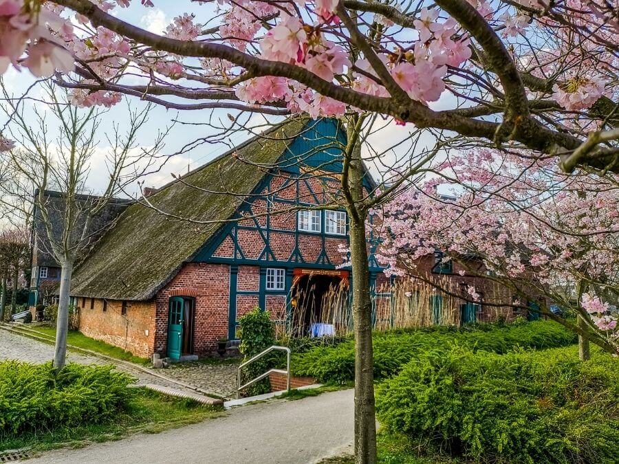 Geschichts-und-Kulturpfad-Othmarschen bij de Röperhof