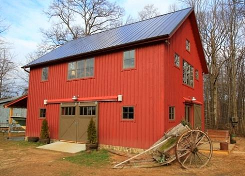 Barn Style House Plans In Harmony With Our Heritage!