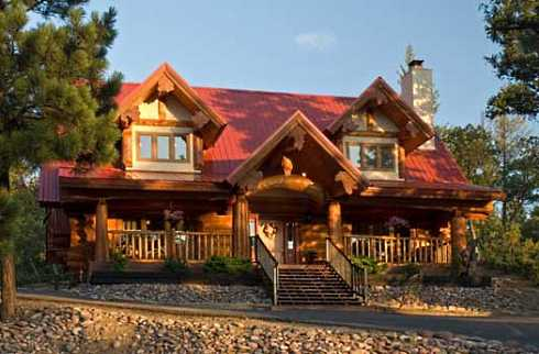 cabin ideas pictures