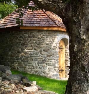 Stone Cottage Architecture Downright Irresistible