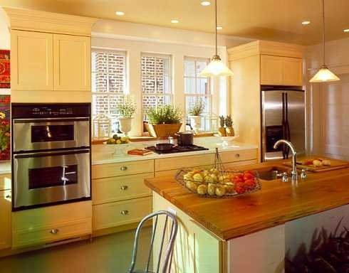 Country Cottage Kitchens for Country Style Home Cookn