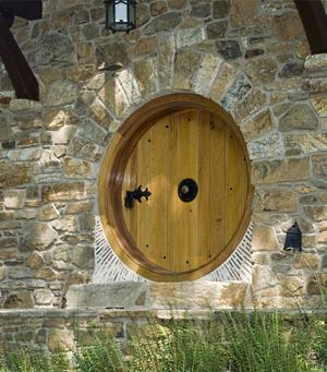 A Standout Hobbit House    Perfection in Pennsylvania