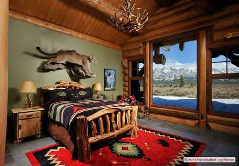 Log Cabin Home Decor Bedrooms Bathrooms And Beyond. Native American Home Decor Bedroom   Bedroom Style Ideas