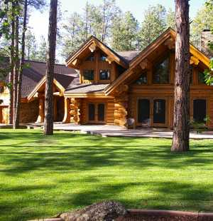 Log Cabin House Plans A Beautifully Handcrafted Heirloom!