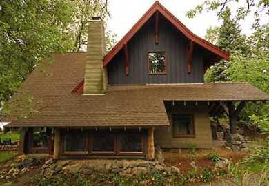 Cabin Or Cottage