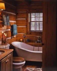 Small Log Cabin PlansStorybook Style for Living Happily