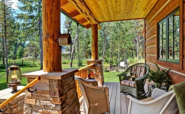 Small Log Home Plans American Classics