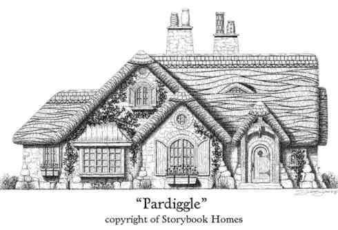 Storybook Home PlansOld World Styling for Modern Lifestyles