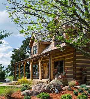 cabin design ideas and plans