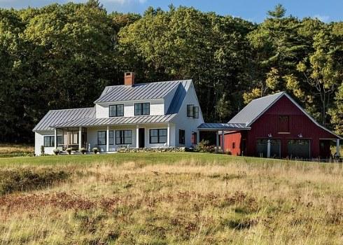 Modern Farm House Floor Plan A Masterwork In The