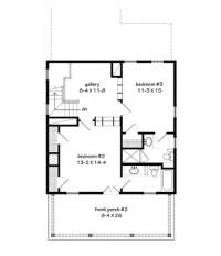 New House Floor Plans...Old House Charm!