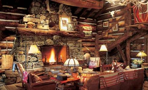 Favorite Field Stone Fireplace Designs    Fields Of Dreams