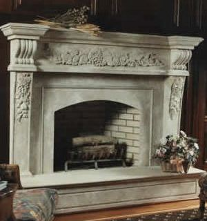 Fireplace Mantel Designs Ideas