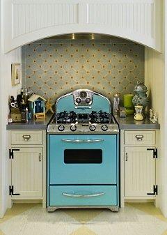 Kitchen Tile Backsplash Designs for Cabins and Cottages