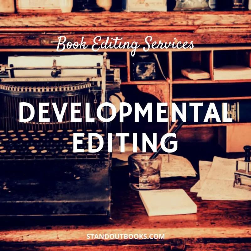 Developmental Editing Detailed Feedback  Suggestions