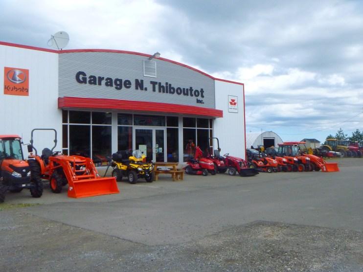 Garage N. Thiboutot