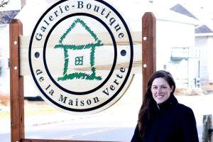Audrey Mainguy Galerie-Boutique de la Maison Verte
