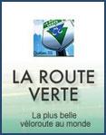 Logo Route verte