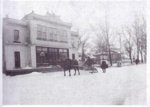 Le magasin général de Saint-André