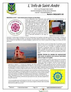 L'info de St-André avril 2017