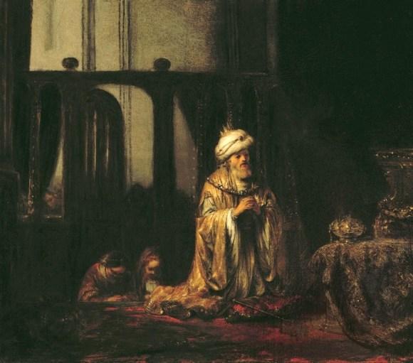 Eeckhout_Solomon's Idolatry