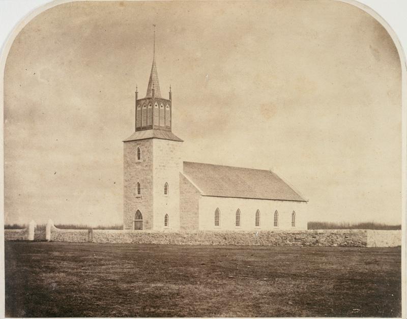 St. Andrew's Church, 1858
