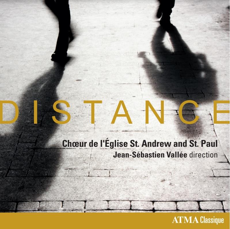 Chœur de l'Église St. Andrew and St. Paul– Distance