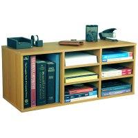 Venture Horizon 9-Cubby Desk Organizer Various Finishes 1160