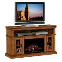 Classic Flame Brookfield Collection 60 Wide Media Mantel ...