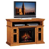 Classic Flame Pasadena Collection 60 Wide Media Mantel ...