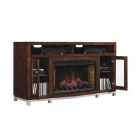 Tresanti 32MM6449-C247 Wesleyan TV Cabinet with Electric ...
