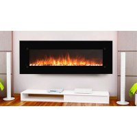 Touchstone OnyxXL 72 inch Electric Wall Mounted Fireplace ...