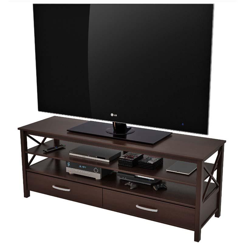 ZLine Designs Raiden 67 inch TV Stand Espresso ZL808467S