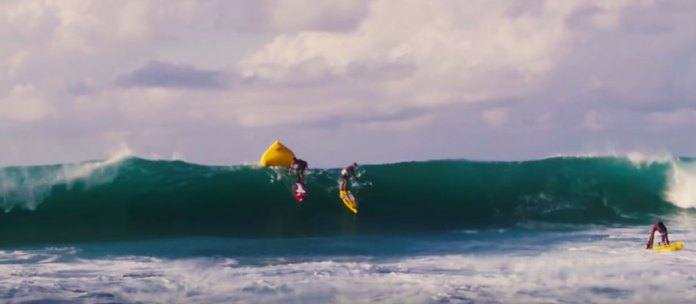 Red Bull Heavy Water Preview and Sup Heros Interview