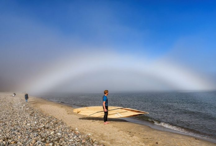 Fanatic SUP Ray ECO Michael Walther fogbow