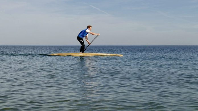 Ray_Eco_Wave_Side Fanatic SUP Michael Walther