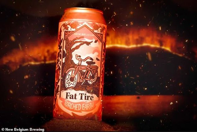 Torched Earth Fat Tire Beer