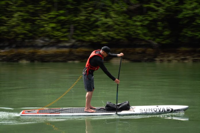 Mustang Survival dry suits winter paddling