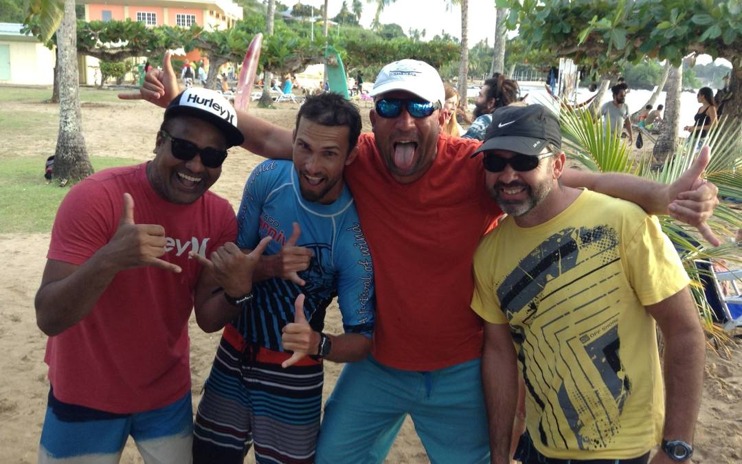Trinidad and Tobago National Stand Up Paddle Champion 2014