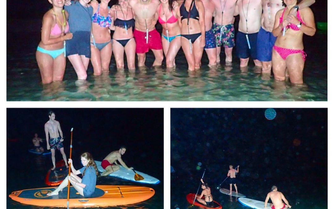 Bioluminescence Tours August/September