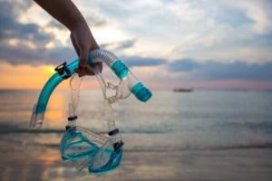 beach snorkel