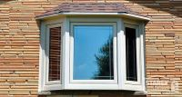 Bay Window Photo Gallery - Vinyl Replacement Windows | Stanek