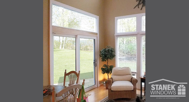 to replace your sliding patio door