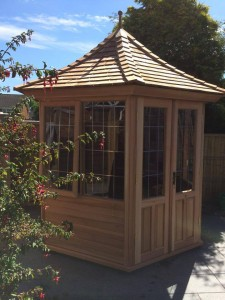Cedar Summerhouse London