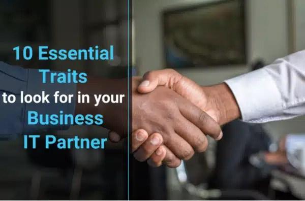 IT business partner