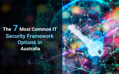The 7 Most Common IT Security Framework Options in Australia
