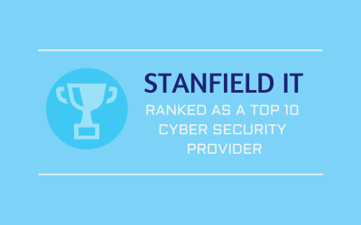 Stanfield IT Ranked Amongst Top Cyber Security Providers 2019