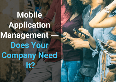 what is mobile application management